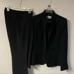 Woman's Calvin Kline Black suite size 8